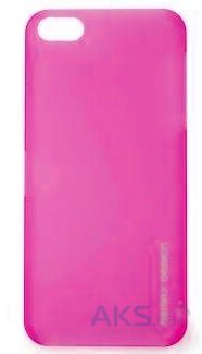 Чехол Remax Bingoo Series Apple iPhone 5C Pink