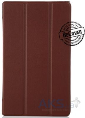 Чехол для планшета BeCover Smart Case Samsung T710, T713, T715, T719 Galaxy Tab S2 8.0 Brown (700621)