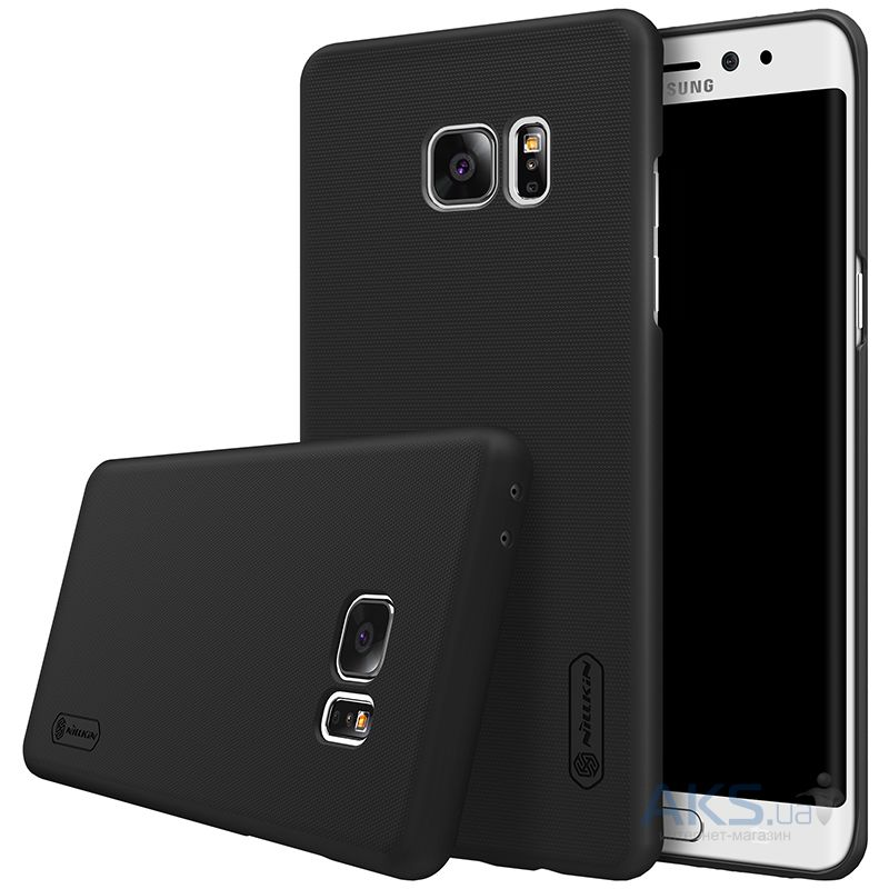 Чехол Nillkin Super Frosted Shield Samsung N930 Galaxy Note 7 Black