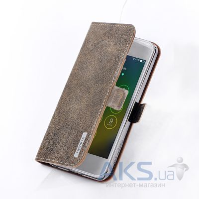 Чехол REMAX Baroque Series Apple iPhone 5, iPhone 5S, iPhone 5SE Brown