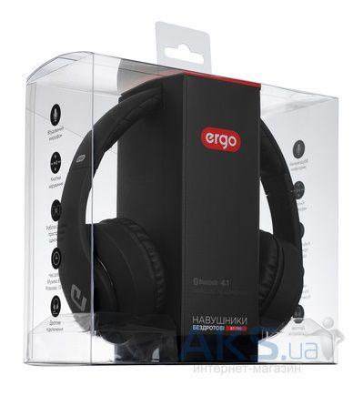 Гарнітура для телефону Ergo BT-790 Black - купити в Україні! a14732008d43b