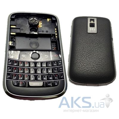 Корпус Blackberry 9000 Black