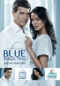 Antonio Banderas Blue Seduction Woman Туалетная вода (Тестер) 80 ml