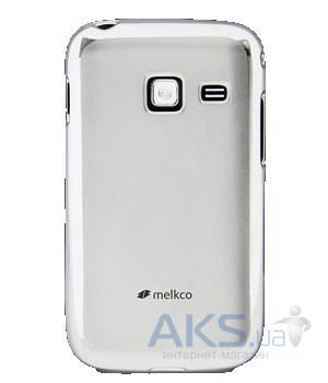 Чехол Melkco Poly Jacket TPU cover for Samsung S6102 Galaxy Y DuoS Transparent (SS6102TULT2TSMT)