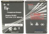 Аккумулятор Fly DS170 / BL4001 (800 mAh) Original