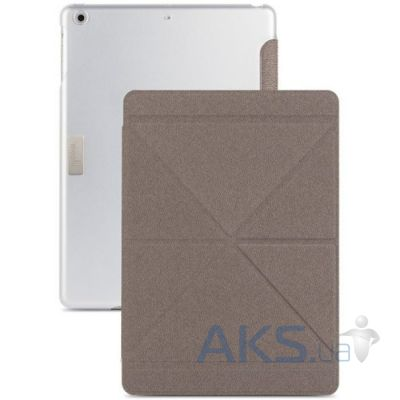 Чехол для планшета Moshi VersaCover Origami Case for iPad Air Velvet Gray (99MO056902)