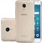 Чехол Nillkin Nature Series Meizu M3 Note Transparent Gold