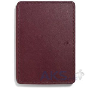Обложка (чехол) Amazon Kindle Leather Cover Wine Purple