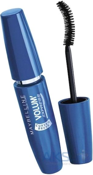 Тушь для ресниц Maybelline Volum Express Curved Brush 10 мл