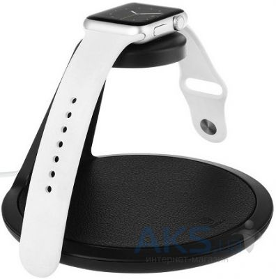 Baseus Intelligent Charging Cradle for Apple Watch Black