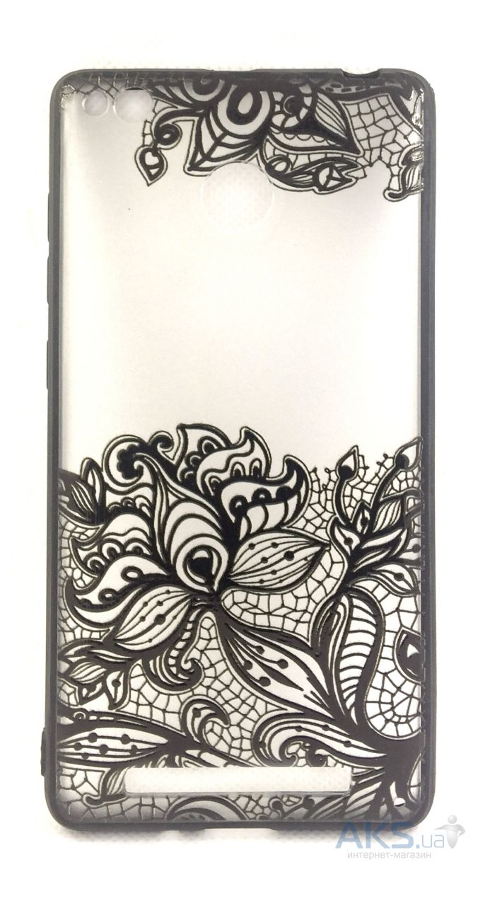 Чехол Rock Tatoo Art Case Xiaomi Redmi 3S, Redmi 3X, Redmi 3 Pro Fantasy Flowers