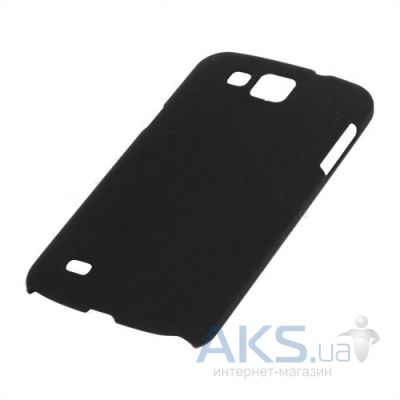 Чехол Plastic cover case for Samsung i9260 Galaxy Primier Black