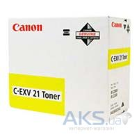 Тонер Canon C-EXV21 для iRC2880 (0455B002) yellow