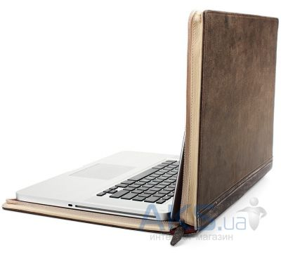 "Чехол Twelvesouth Leather Case BookBook Black for MacBook Pro 13"" (TWS-121001)"