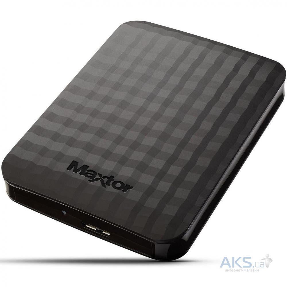 Жесткий диск внешний Seagate 2.5'' 1TB (STSHX-M101TCBM)