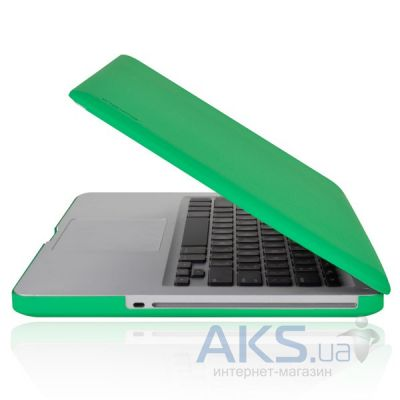 Чехол Incipio Feather for MacBook Pro 13'' Retina (IM-291) Green