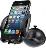 Вид 3 - Держатель Capdase Car Mount Holder Sport Flyer Black for iPhone/Smartphone (HR00-SP11)