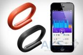 Вид 5 - Спортивный браслет Jawbone UP24 Small for Android/iOS Onyx (JL01-52S)