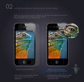 Вид 7 - Защитная пленка Benks HR Apple iPhone 5, iPhone 5S, iPhone 5C, iPhone SE Clear