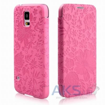 Чехол Devia Queen for Samsung G900 Galaxy S5 Pink