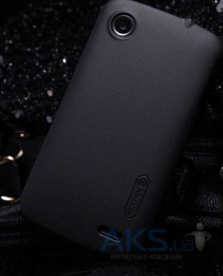Чехол Nillkin Super Frosted Shield Lenovo A800 Black