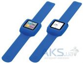 Чехoл Griffin Slap Blue for iPod nano 6G (GB02198)