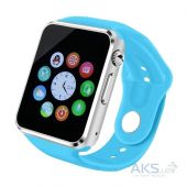 Смарт-часы (Smart Watch) UWatch A1 (Blue)