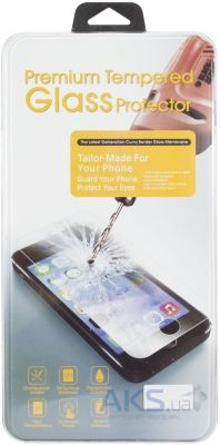 Защитное стекло Tempered Glass 2.5D Samsung G850 Galaxy Alpha