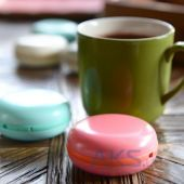 Вид 3 - Повербанк power bank MACARON Hand Warmer Power Bank 3500mAh Peach Red