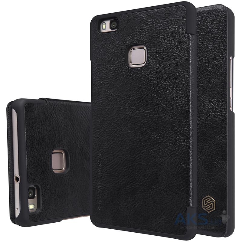 Чехол Nillkin Qin Leather Series Huawei Ascend P9 Lite Black