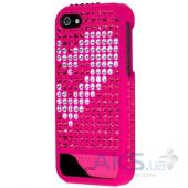 Чехол Lucien Elements Hearts Exclusive Selections Rose II for iPhone 5/5S Pink
