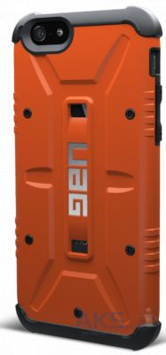 Чехол UAG Urban Armor Gear Apple iPhone 6/6S Outland Orange (IPH6/6S-RST-VP)