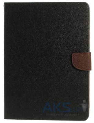 Чехол для планшета Mercury Fancy Diary Series Samsung T530 Galaxy Tab 4 10.1 Black - Brown