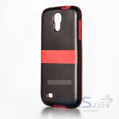 Чехол TYLT BAND SHIELD Samsung i9500 Galaxy S4 RED (GS4DPBNDRD-T)
