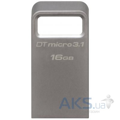 Флешка Kingston 16Gb DT Micro USB 3.1 (DTMC3/16GB)