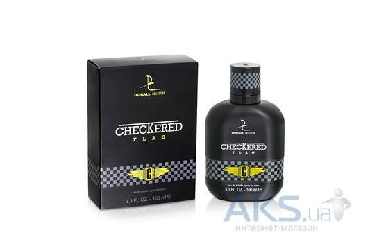 Dorall Collection Checkered Flag Туалетная вода 100 мл