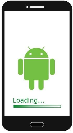 Зависание на стадии загрузки логотипа — распространенная проблема смартфонов на базе OS Android
