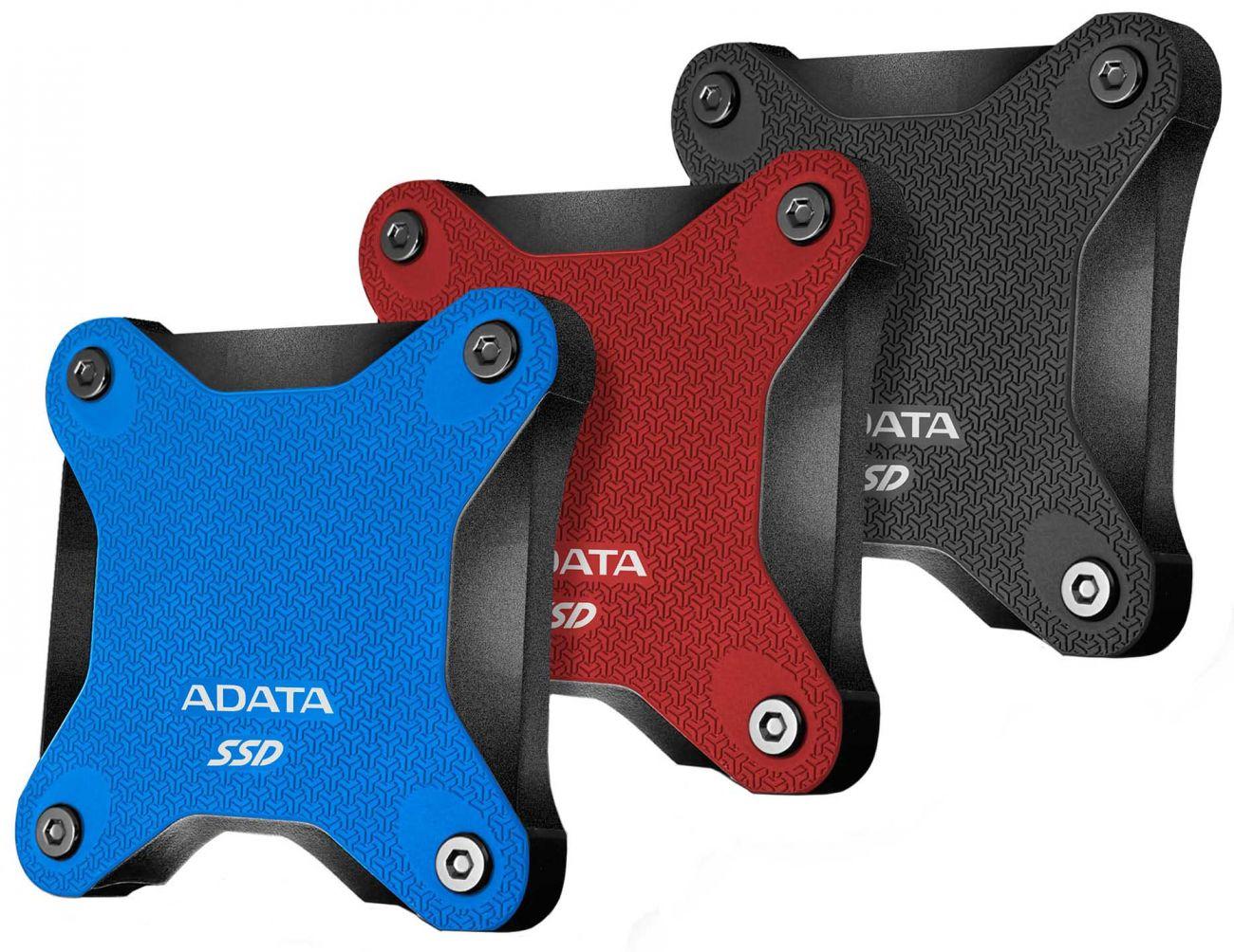 защищенный ADATA SD600Q 480 GB Black (ASD600Q-480GU31-CBK)