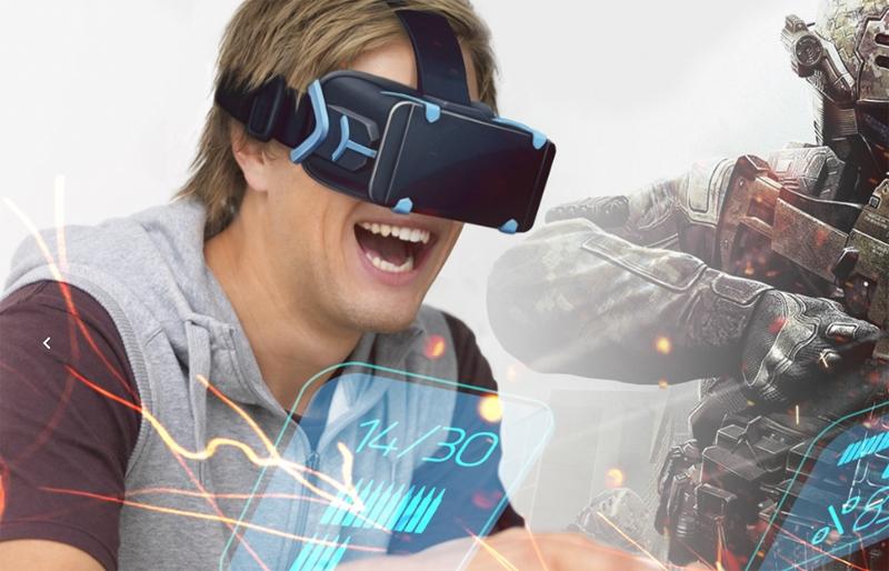 ... які раніше можна було побачити тільки в фільмах. компанія Fibrum  займається виробництвом мобільних шоломів віртуальної реальності і  мобільних додатків. e7dbcd903c249