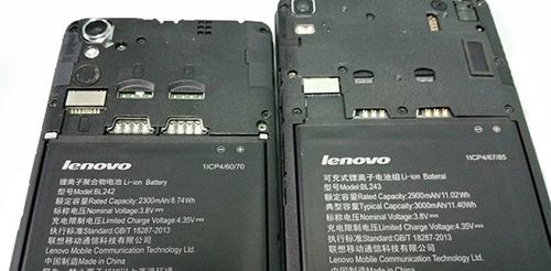 Аккумулятор для телефона Леново К3
