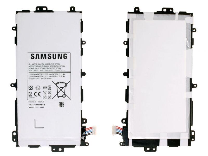 Аккумуляторы для планшета Samsung и правила зарядки