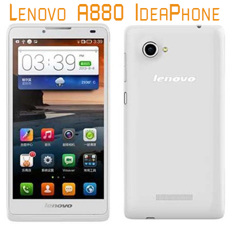 Lenovo A880 IdeaPhone