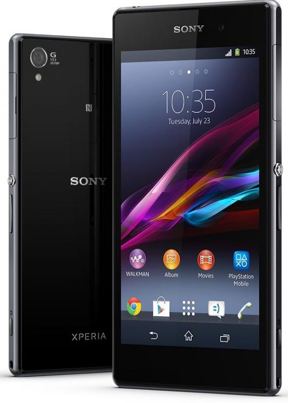Sony XPeria Z1 C6902 прошивка