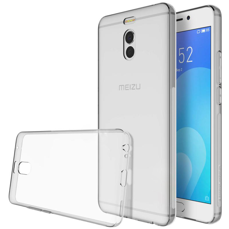 Чехол Original Ultrathin Series Meizu M6 Note Clear