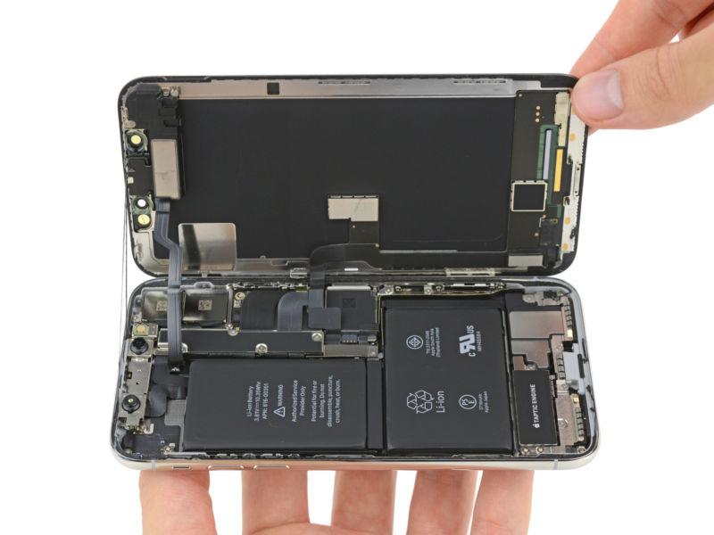 iphone x сколько батарея