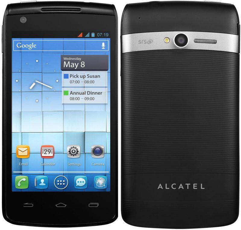 Alcatel one touch 992d инструкция