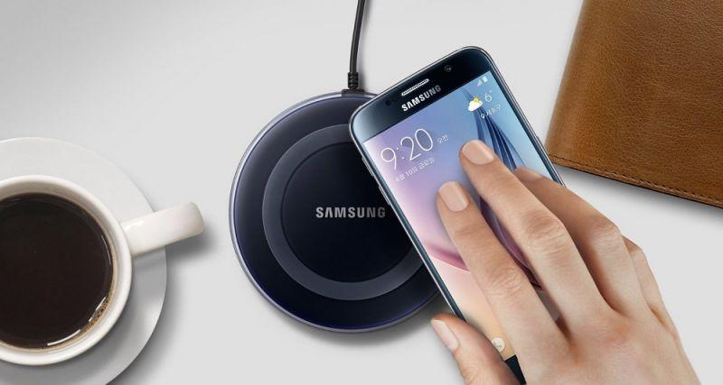Беспроводной зарядник для телефона