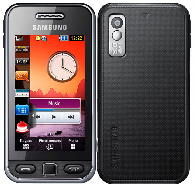 Тема android для samsung 5230 - alira777ru