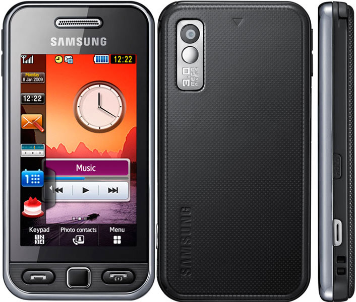 Samsung s5230 star инструкция