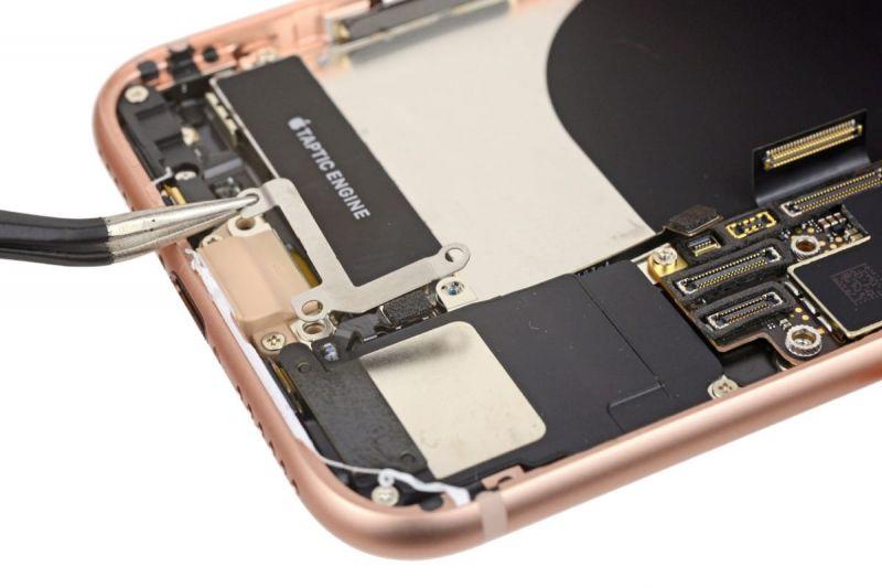 Замена разъема зарядки Iphone 7 в Питере